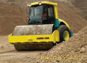 Грунтовой каток Ammann ASC 150 HD