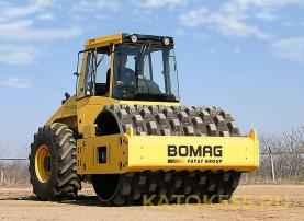 Грунтовой каток Bomag BW 213 DH-4 (Кулачковый)