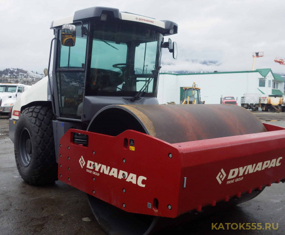 Грунтовой каток Dynapac CA600D