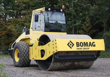 Bomag 213 – обзор катка, его технические характеристики, фото, видео и подробное описание.